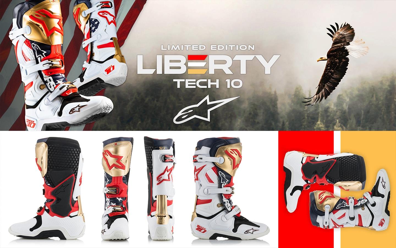 Alpinestars Liberty Tech10