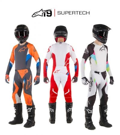 Supertech MX Apparel